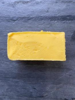 cowbella butter on slate